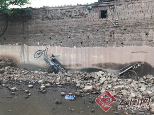 云南通海5.0级地震续报:截至13日9时 地震造成8人受伤