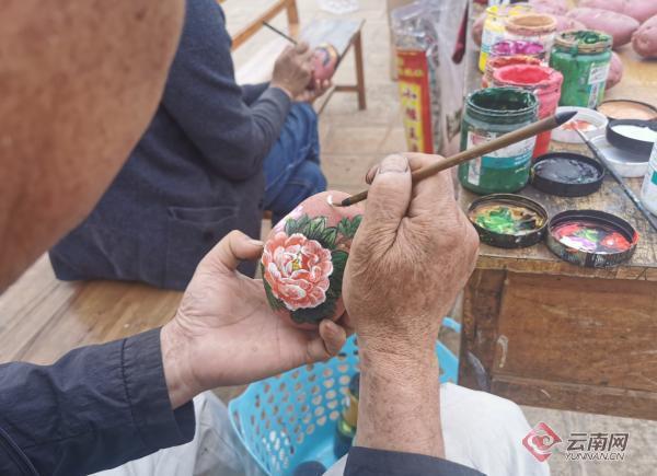 昆明市寻甸县举办农产品消费扶贫