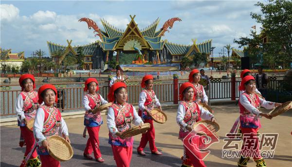 2018中国•昆明彝族国际狂欢节暨首届古滇火把节8月3日举行